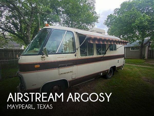 1977 Airstream Airstream Argosy