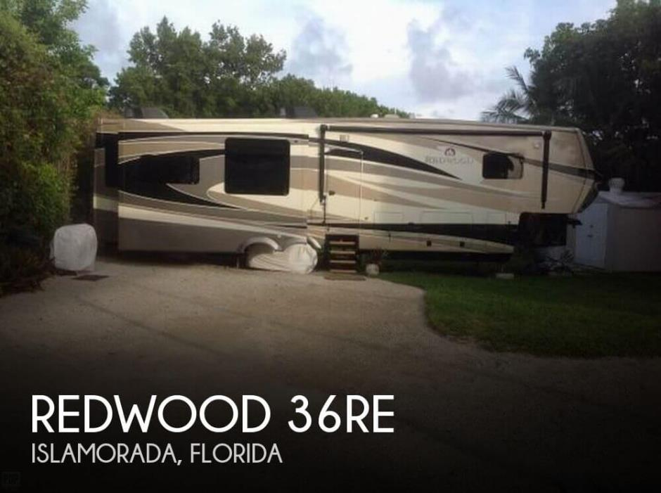 2012 Redwood RV Redwood 36RE
