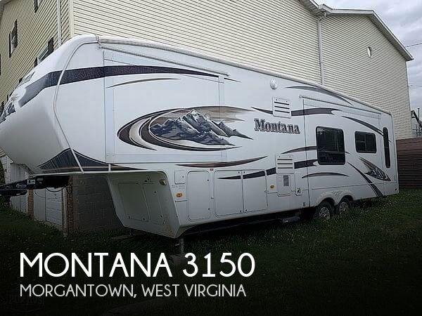 2009 Keystone Montana 3150RL