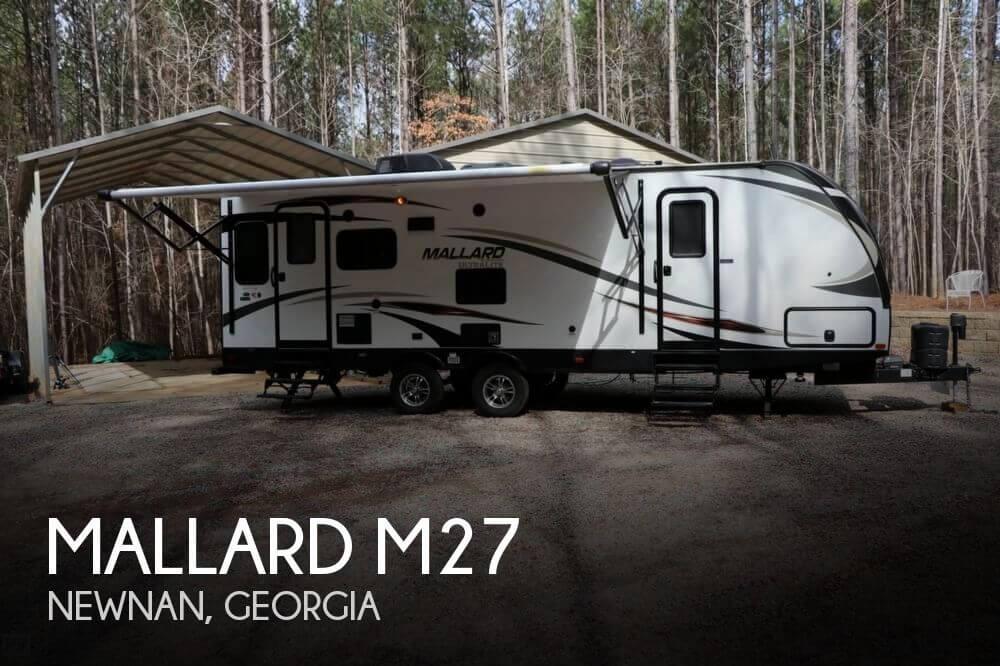 2017 Heartland Mallard M27