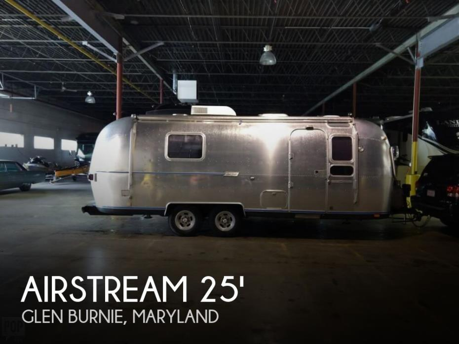 1976 Airstream Airstream Trade Wind Land Yacht