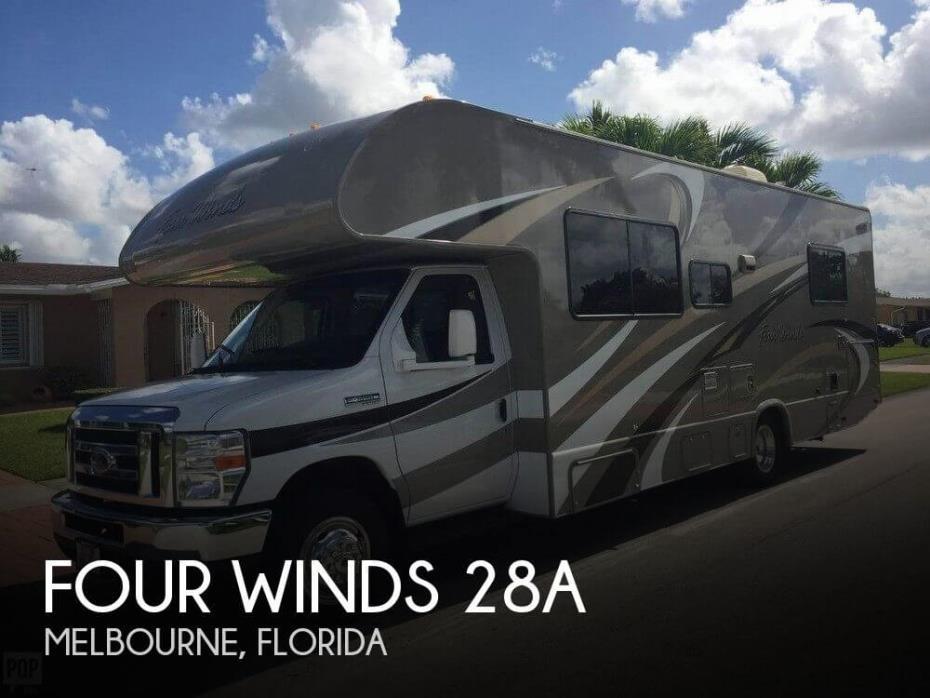 2014 Thor Motor Coach Four Winds 28A