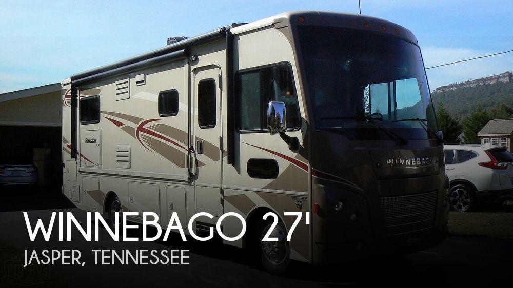 2016 Winnebago Winnebago Sunstar LX 27N