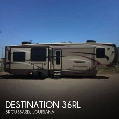 2015 Winnebago Destination 36RL