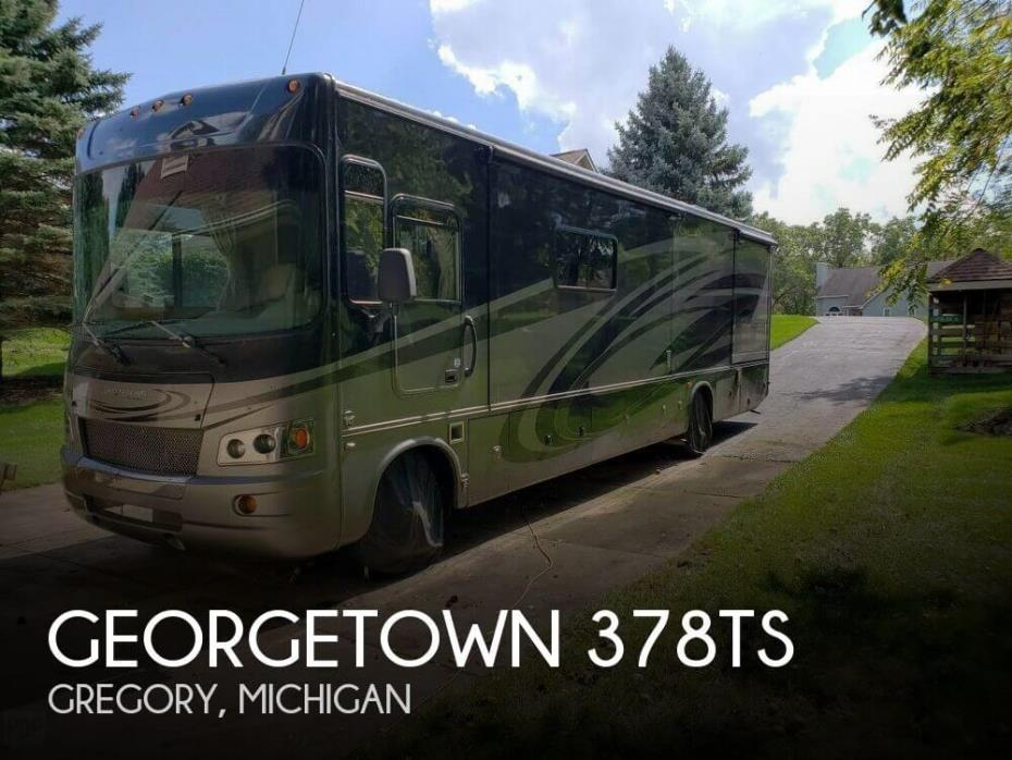 2010 Forest River Georgetown 378TS