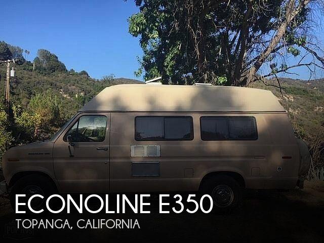 1986 Ford Econoline E350