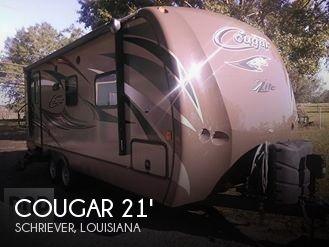 2016 Keystone Cougar 21RBS Travel Trailer
