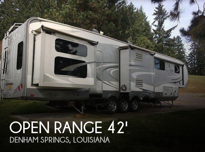 2012 Highland Ridge Open Range Open Range 427 Bhs