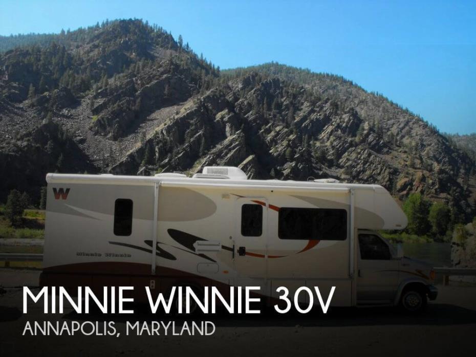 2006 Winnebago Minnie Winnie 30V