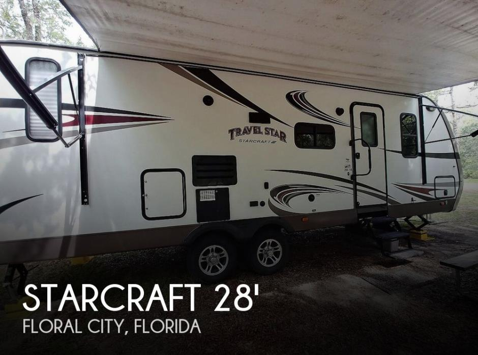 2016 Starcraft Travel Star 285FB