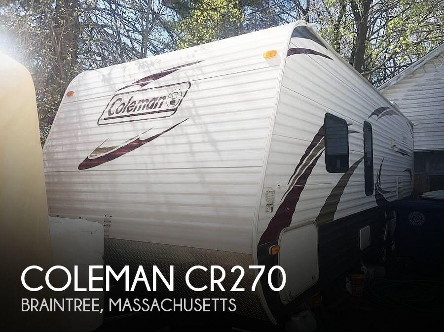 2010 Dutchmen Coleman CR270