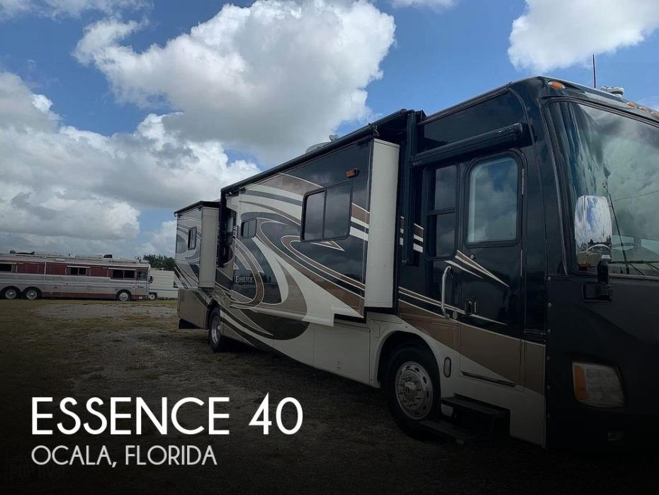 2008 Damon Essence 40B