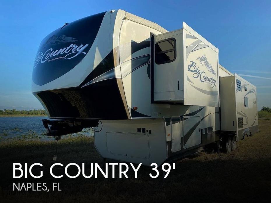 2017 Heartland Big Country 3650RL
