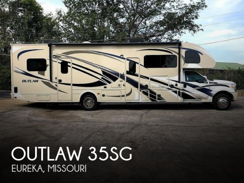 2014 Thor Motor Coach Outlaw 35SG