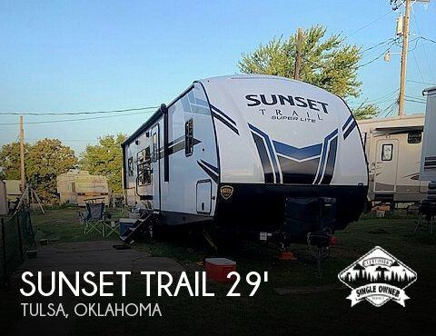 2020 CrossRoads Sunset Trail 291RK