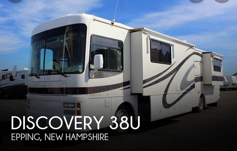 2001 Fleetwood Discovery 37U