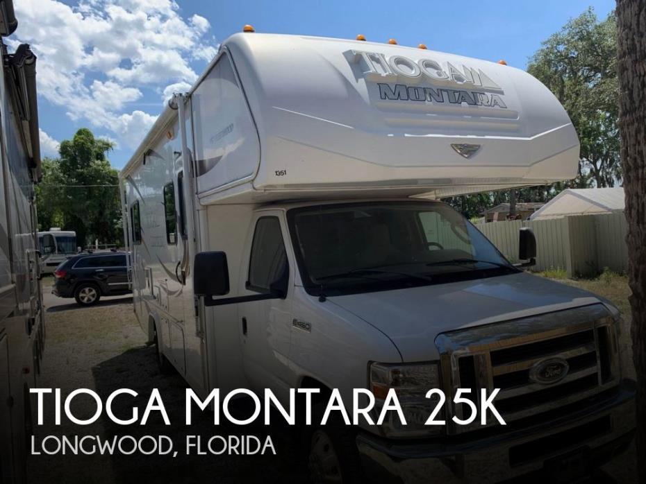 Tioga Montara C RVs for sale