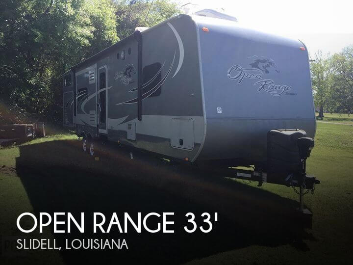 2016 Open Range Open Range 31' RT310 BHS