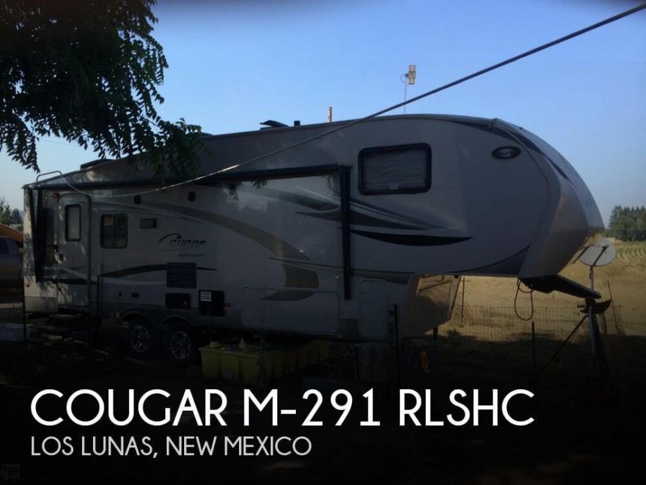2011 Keystone Cougar M-291 RLSHC