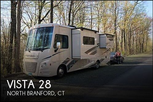 2018 Winnebago Vista 27N