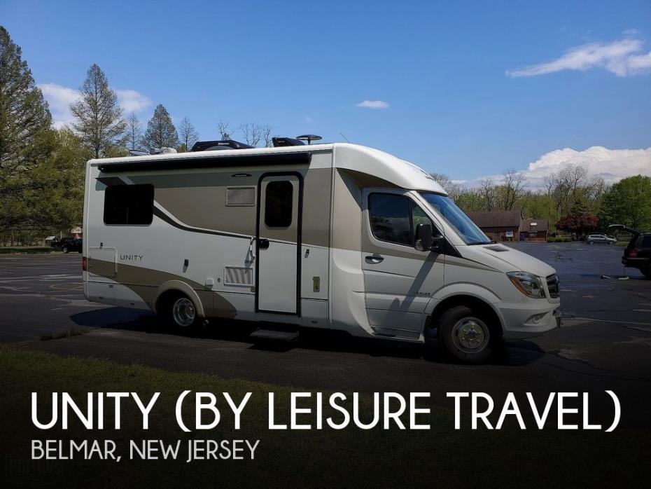 2015 Leisure Travel Leisure Travel Unity U24TB