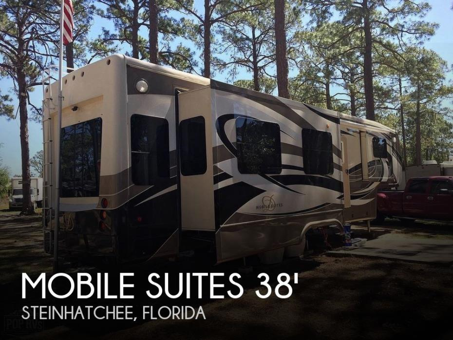 2015 DRV Mobile Suites 38SRBB3