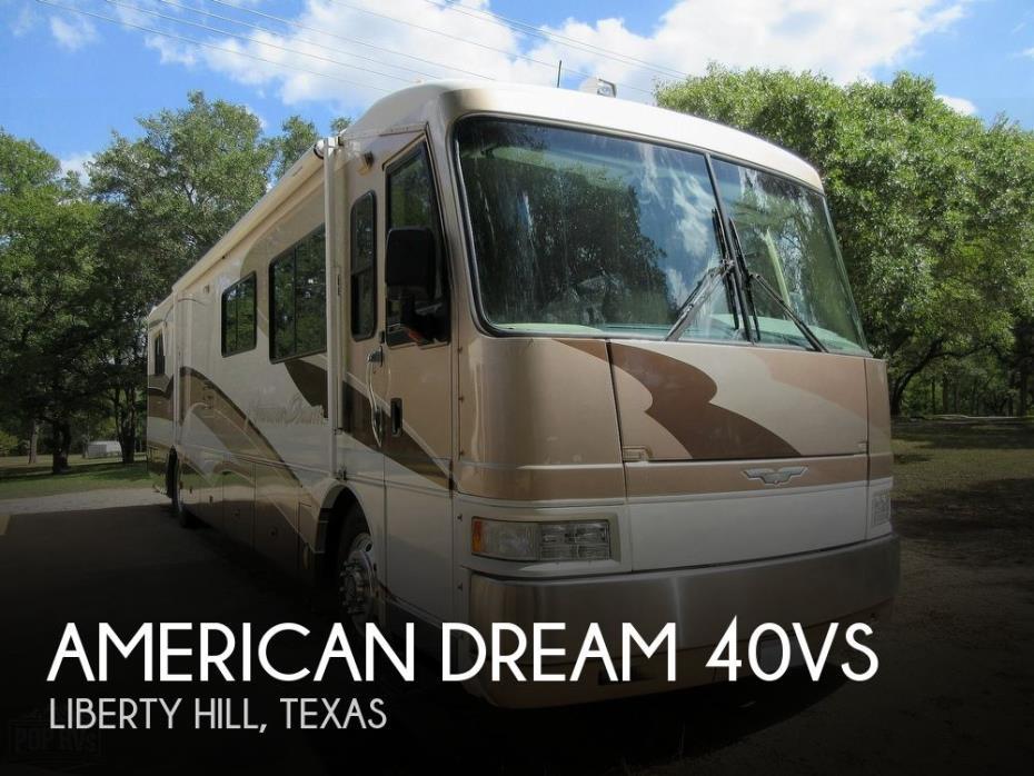 1998 American Coach American Dream 40DVS