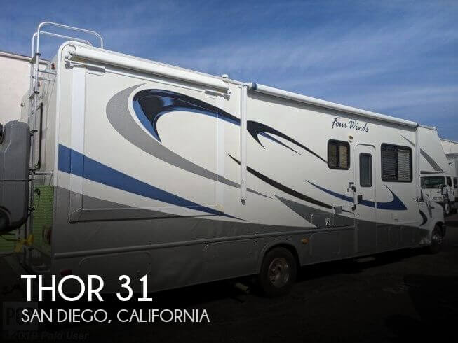 2009 Thor Motor Coach Four Winds 31F