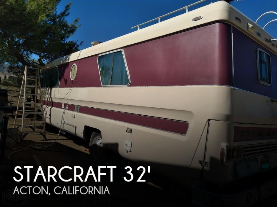 1974 Starcraft Starcraft Starcruiser Custom