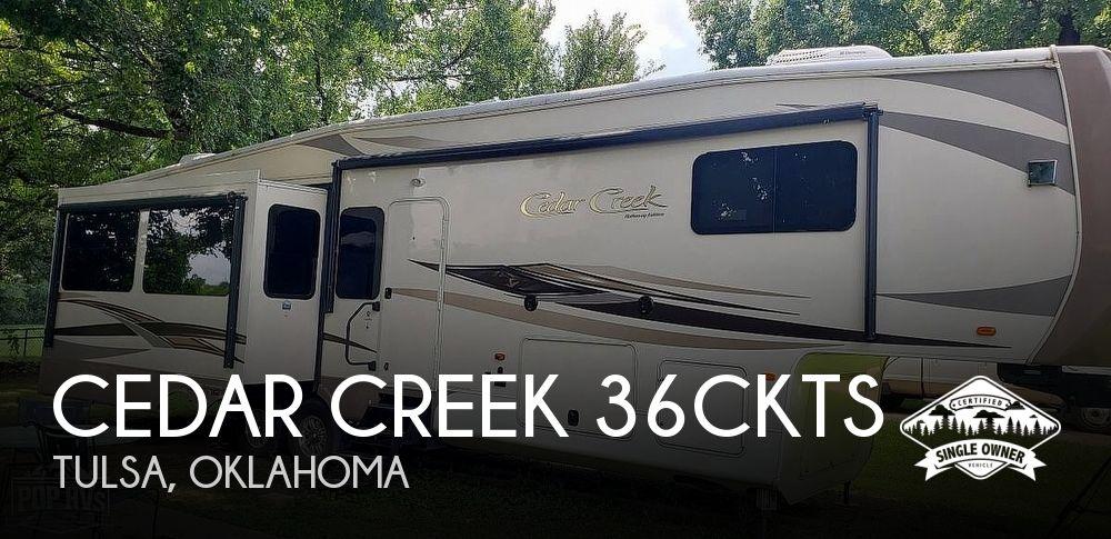 2016 Forest River Cedar Creek 36CKTS