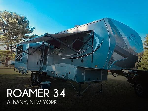 2016 Open Range Roamer 34