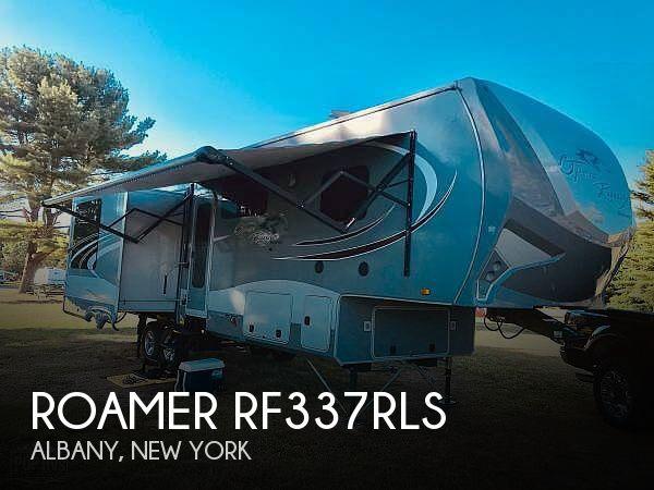 2016 Open Range Roamer RF337RLS