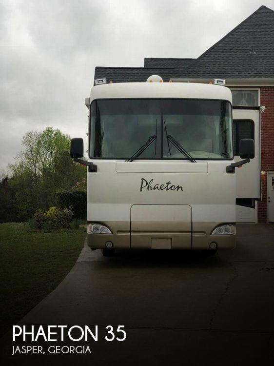2004 Tiffin Phaeton 35