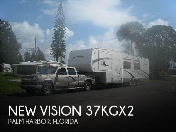 2007 KZ New Vision 37KGx2
