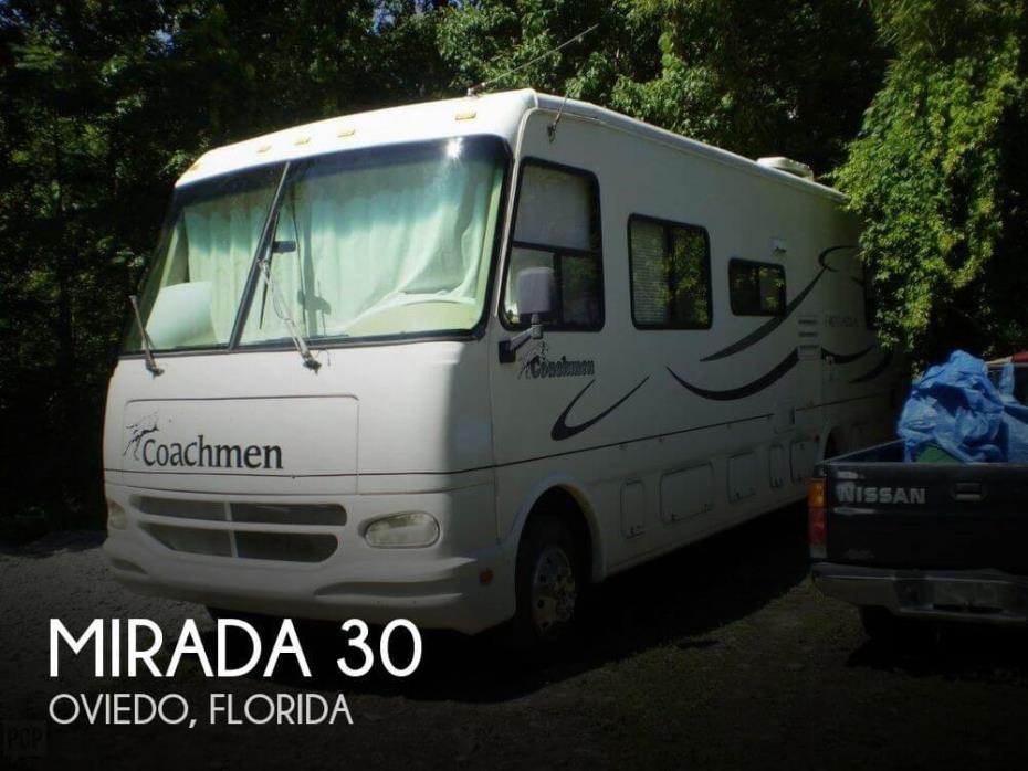 2002 Coachmen Mirada 30