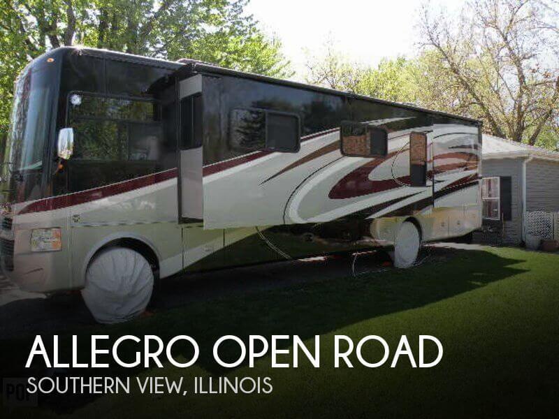 2016 Tiffin Allegro Open Road 36LA