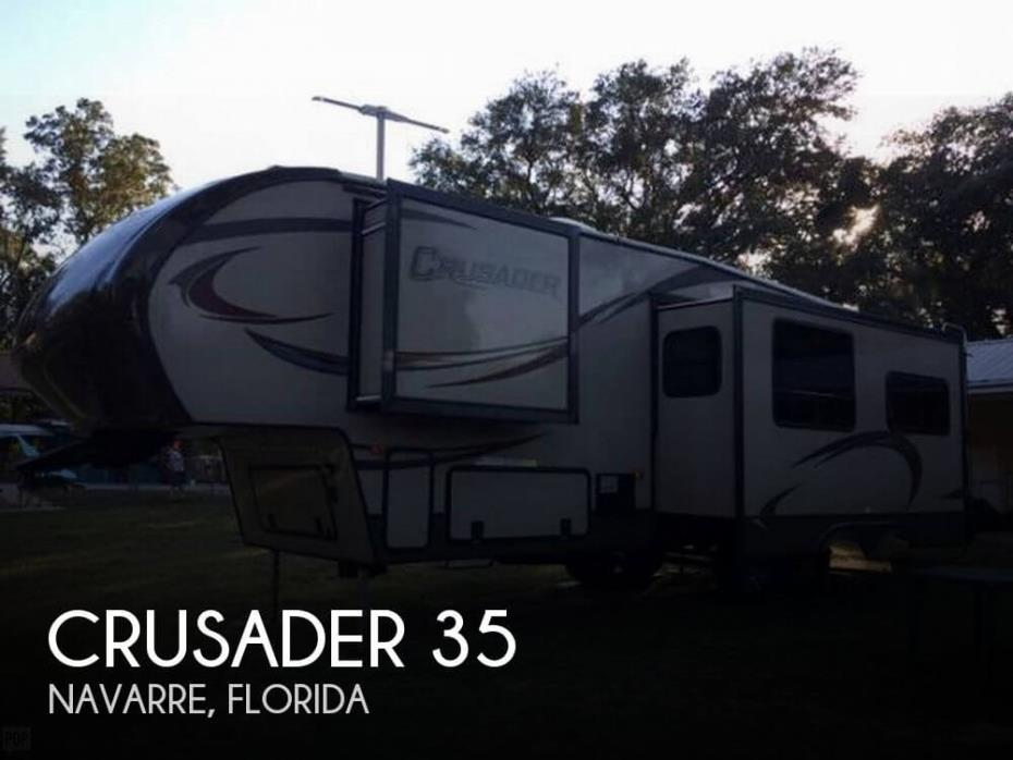 2015 Forest River Crusader 35