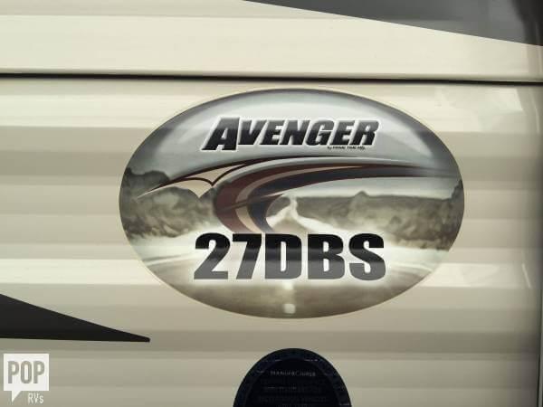 2016 Prime Time Avenger ATI 27DBS, 1