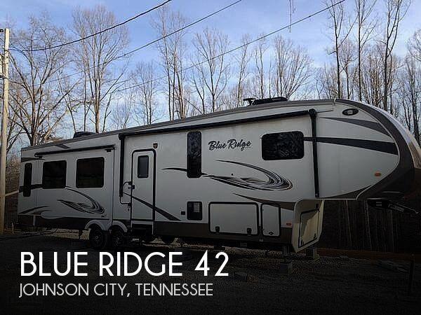 2016 Forest River Blue Ridge 3780LF