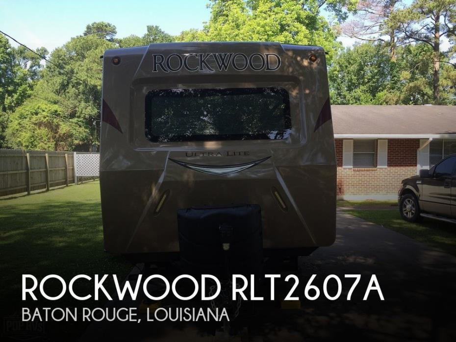 2017 Forest River Rockwood 2607A
