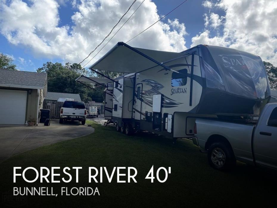 2015 Forest River Forest River 1234X