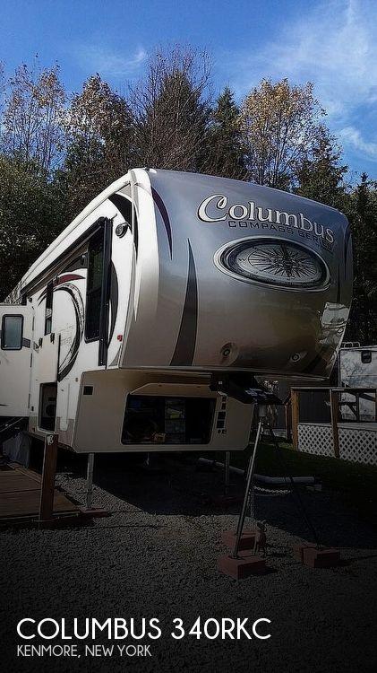 2017 Palomino Columbus 340RKC