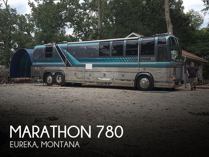 1989 Prevost Marathon 780