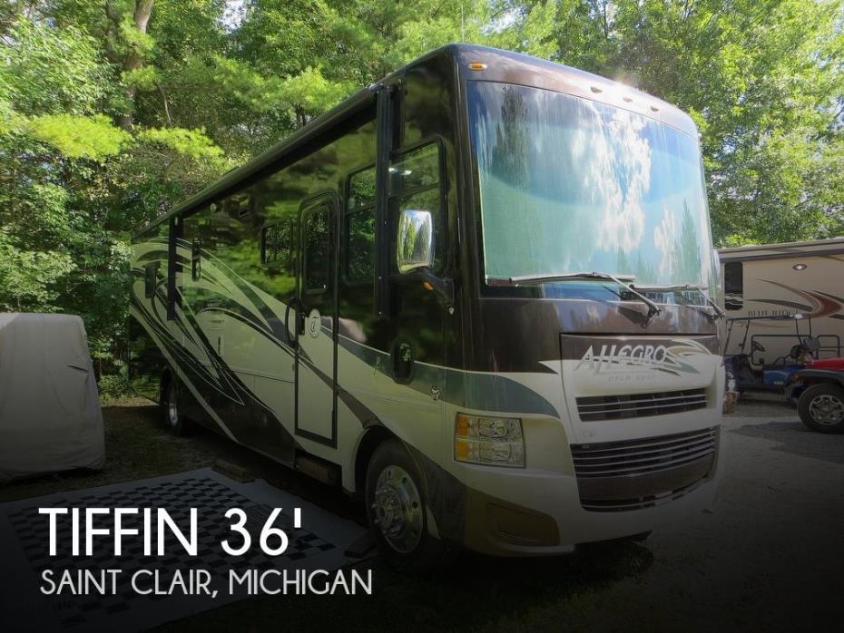 2013 Tiffin Allegro 36 LA
