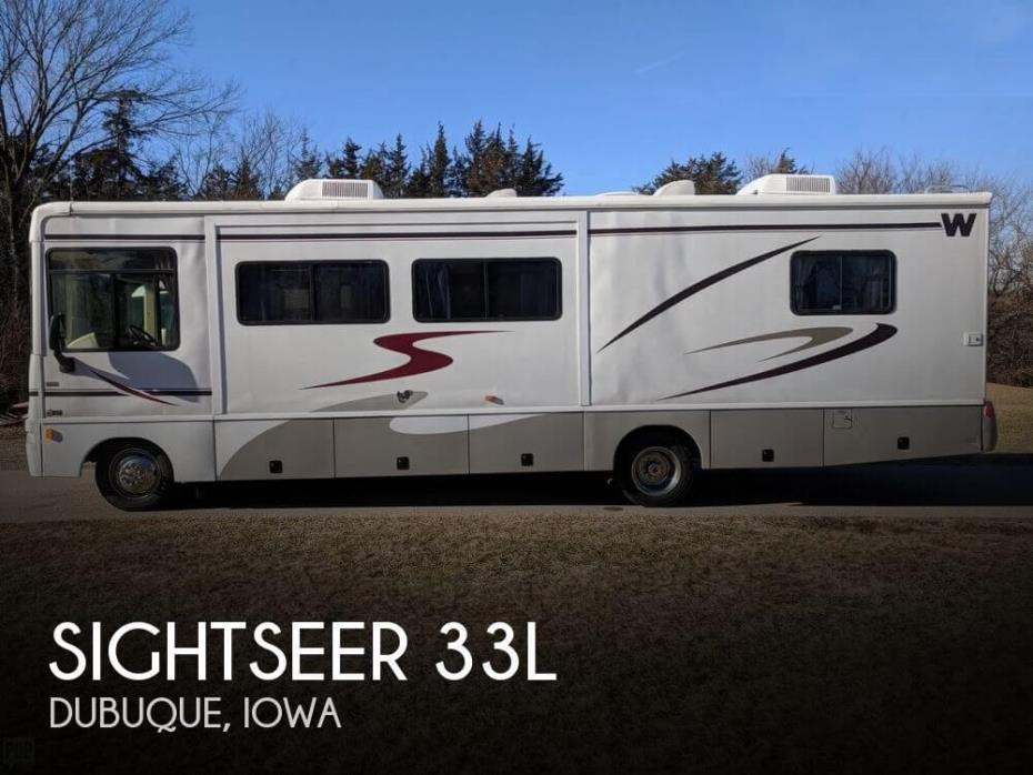 2005 Winnebago Sightseer 33L