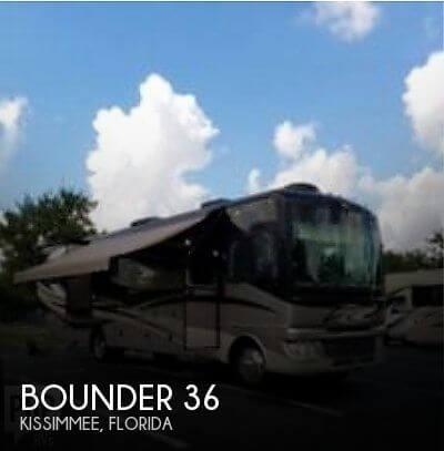 2012 Fleetwood Bounder 36