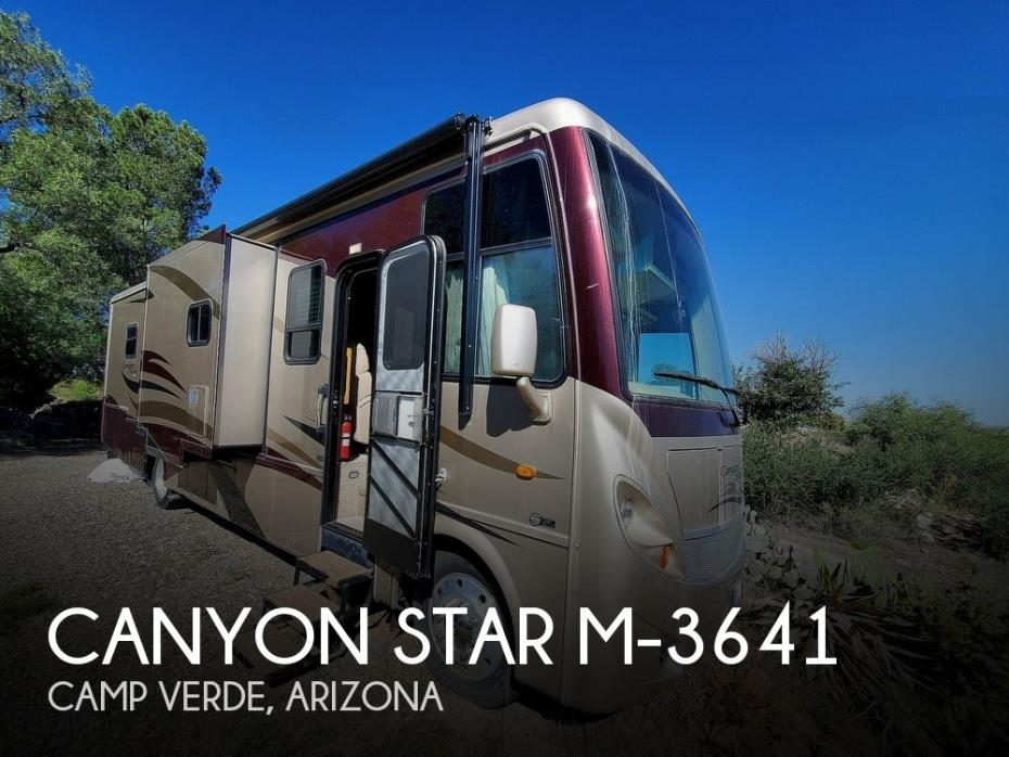 2008 Newmar Canyon Star M-3641
