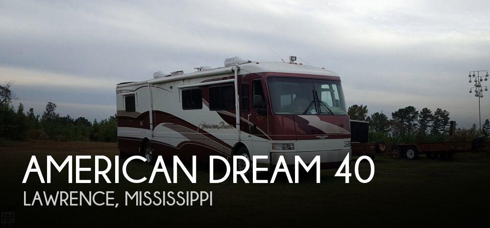1999 American Coach American Dream 40
