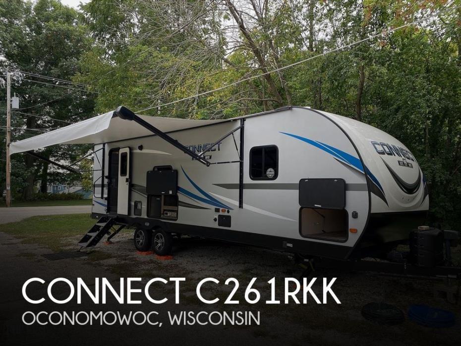 2020 KZ Connect C261RKK