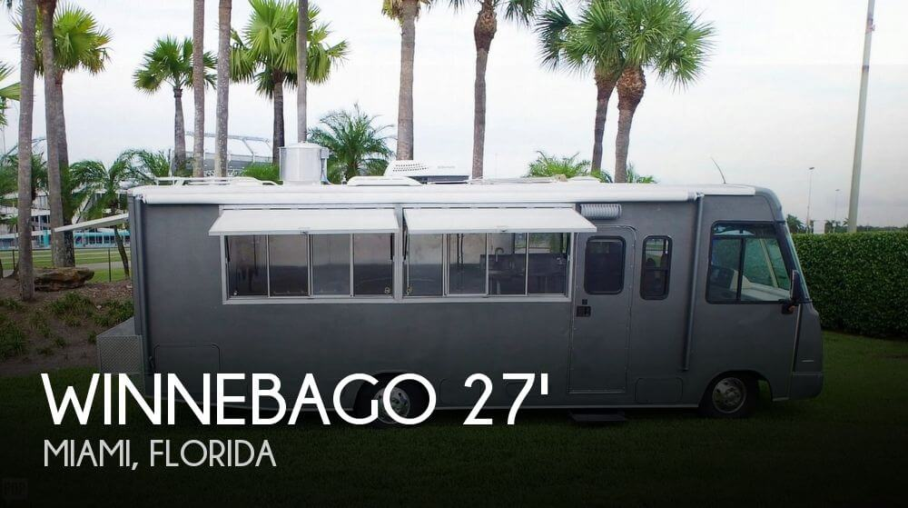 1994 Winnebago Winnebago Brave 27 Food Truck Conversion